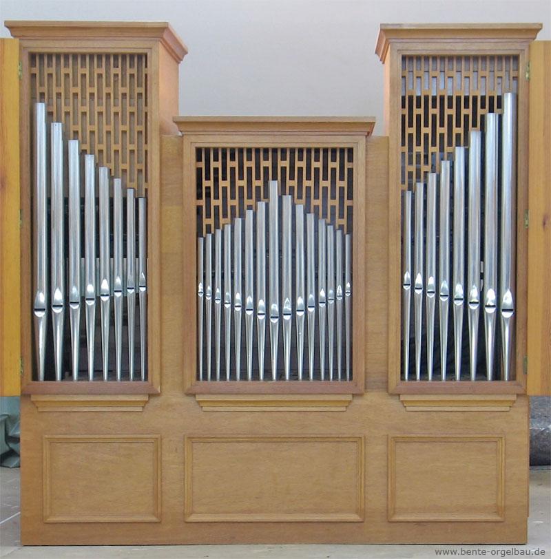 orgelbau j rg bente gebrauchte orgel zu verkaufen. Black Bedroom Furniture Sets. Home Design Ideas